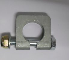 Collier de serrage de la colonne de direction