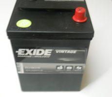 Batterie 6 V