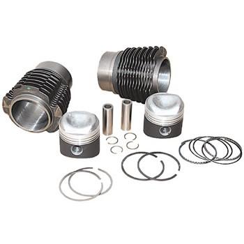 Ens Cyl/Piston 2CV6 602cc 74mm 9:1 Ami6/8/ Dyane6