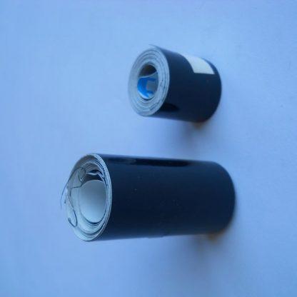 Adhésif noir pour pare-chocs AV ou ARR 2cv large