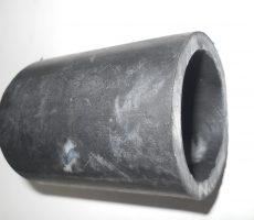 Manchon de goulotte de réservoir fer