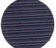 Capote 2cv à fermetures extérieures bleu marine