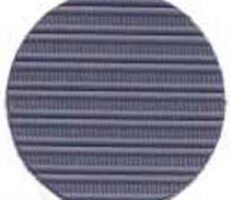 Capote 2cv à fermetures extérieures bleu celeste