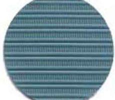 Capote 2cv à fermetures extérieures bleu lagune