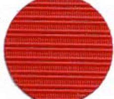 Capote 2cv à fermetures extérieures rouge vallelunga