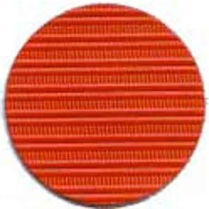 Capote 2cv à fermetures extérieures orange