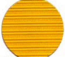 Capote 2cv à fermetures intérieures jaune mimosa