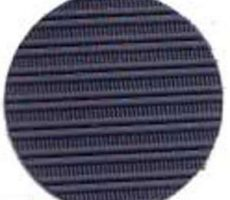 Capote 2cv à fermetures intérieures bleu marine