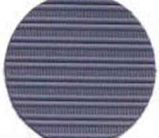 Capote 2cv à fermetures intérieures bleu celeste