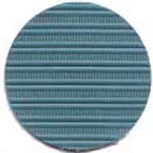 Capote 2cv à fermetures intérieures bleu lagune