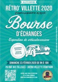 Bourse d'échange de Villette d'Anthon