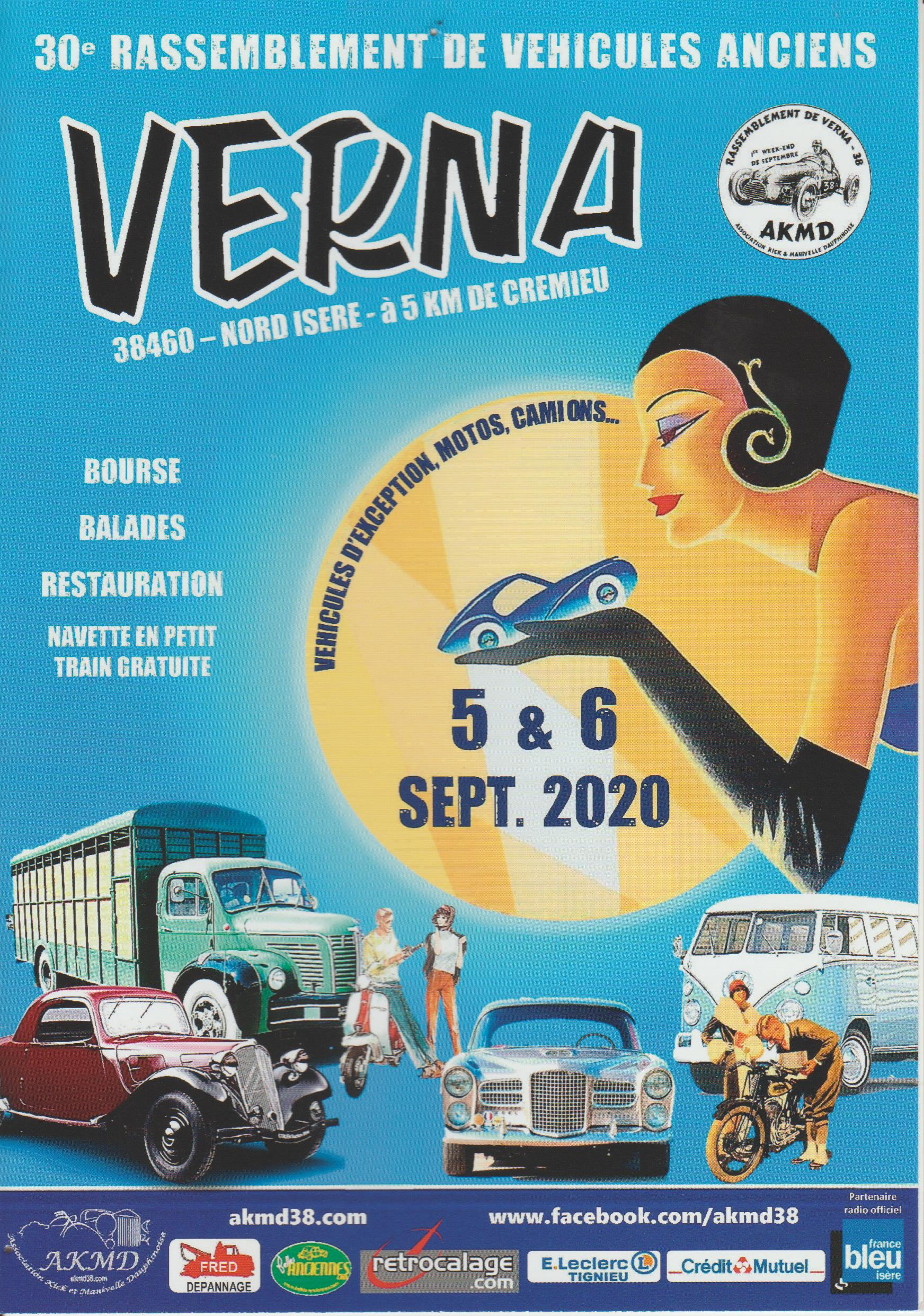 rassemblement de Verna